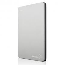 Seagate 1TB Backup Plus USB 3.0 Portable Hard Drive Silver
