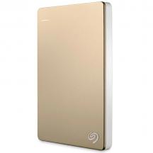 Seagate 1TB Backup Plus USB 3.0 Portable Hard Drive Gold