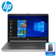 "HP 14s-cf2002TX 14"" FHD Laptop Pale Gold ( i5-10210U, 4GB, 512GB, Radeon 530 2GB, W10 )"