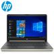 "HP 14s-cf0065TU 14"" Laptop Pale Gold ( N4000, 4GB, 500GB, Intel, W10 )"