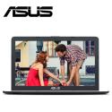 """Asus X441B-AGA308T 14"""" Laptop Chocolate Brown ( A4-9125, 4GB, 500GB, ATI, W10 )"""