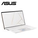 "Asus Zenbook (Edition 30) UX334F-LA4075T 13.3"" FHD Laptop White Leather ( i7-8565U, 8GB, 1TB SSD, MX250 2GB, W10 )"