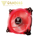 Gamdias AEOLUS E1-1201 Case & Radiator Fan