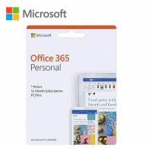 Microsoft Office 365 Personal (1 User) - ESD Version