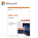 Microsoft Office 365 Home (6 users for PCs/Macs) - ESD Version