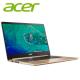 "Acer Swift 1 SF114-32-P8VE 14"" FHD Laptop Gold ( Pentium N5000, 4GB, 256GB, Intel, W10H )"