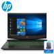 "HP Gaming Pavilion 15-dk0011TX 15.6"" FHD IPS Laptop ( i7-9750H, 8GB, 1TB, GTX 1650 4GB, W10 )"