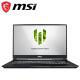 """MSI Mobile Workstation WE75 9TJ-024 17.3"""" FHD Laptop ( i7-9750H, 16GB, 512GB + 1TB, Nvidia Quadro T2000 4GB, W10P )"""