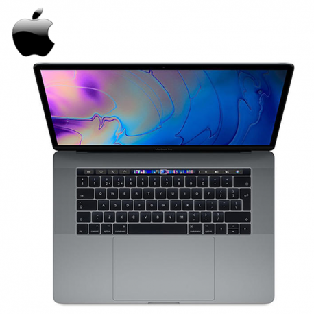"Apple Macbook Pro MV902ZP/A 15.6"" Touch Bar Laptop Space Grey ( i7 2.6GHz, 16GB, 256GB, Intel, macOS)"