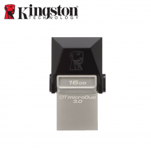 Kingston DTDUO3 MicroDuo 3.0 OTG USB Flash Drive Pendrive Thumbdrive