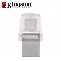 Kingston MicroDuo DTDUO3C Type-C OTG USB 3.1 Flash Drive Pendrive Thumbdrive