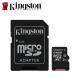 Kingston Canvas Select SDCS microSDHC/SDXC Class 10 Memory Card