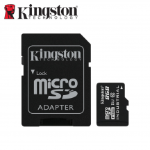 Kingston SDCIT Industrial-Temperature MicroSD UHS-I Memory Card