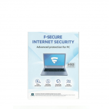 F-Secure Internet Security 1 User 3 Years