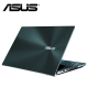 "Asus Zenbook Pro Duo UX581G-VH2015T 15.6"" 4K UHD Touch Laptop Celestial Blue ( i7-9750H, 32GB, 1TB SSD, RTX2060 6GB, W10 )"