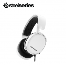 SteelSeries Arctis 3 Gaming Headset ( 2019 Edition - White)