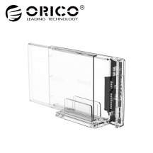 "Orico 2159U3 2.5"" USB3.0 Hard Drive Enclosure with Stand"