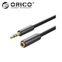 OricoAM‐MF2‐20 3.5mmCopperShellAudioExtensionCable