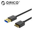 Orico U3‐RBA01-05 USB3.0TypeAMaletoMicroBMaleDataCable