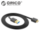 Orico U3‐RBA01-10 USB3.0 Type A Male to Micro B Male Data Cable