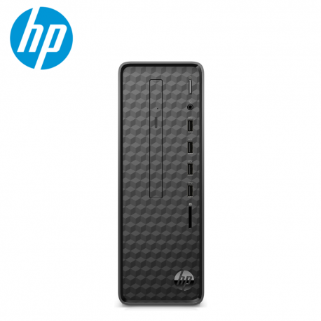 HP Slim S01-PF0116D Desktop PC ( i5-9400, 4GB, 1TB, GT730 2GB, W10 )