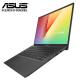 "Asus Vivobook A412F-LEB256T 14"" FHD Laptop Slate Grey ( i5-10210U, 4GB, 512GB, MX250 2GB, W10 )"