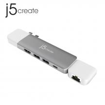 j5create JCD389 USB-C UltraDrive Premium Kit
