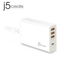 j5create JUP4263 Port PD Super Charger Power Delivery & Quick