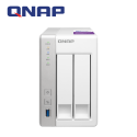 QNAP TS-231P2-4G 2-Bay Lightweight and Powerful Middle-Range NAS