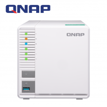QNAP TS-328 3-Bay Lightweight and Powerful Middle-Range NAS