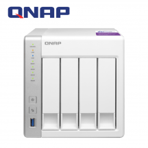QNAP TS-431P 4-Bay Lightweight & Powerful Middle-Range NAS