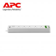 APC PM5UUK Essential SurgeArrest 5 Outlets/2 Ports