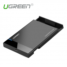 UGREEN 50743 USB 3.1 to SATA III 2.5 inch External Hard Drive Enclosure