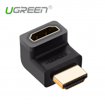 UGREEN 20110 270 Degree HDMI Male to Female Connector
