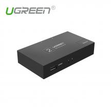 UGREEN 30345 USB 2.0 Sharing Switch Switcher Box