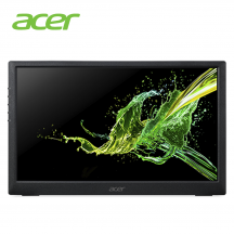 "Acer PM161Q 15.6"" Portable Monitor ( 60Hz Full HD, USB-C , 1 Yr Warranty )"
