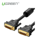 UGREEN 11672 DVI-D 24+1 Dual Link Video Cable - 1M