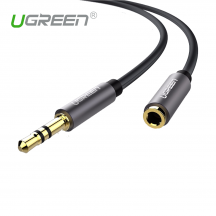 UGREEN 10538 3.5mm Male to Female Audio Extension Cable - 5M