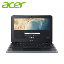 "Acer Chromebook 311 C733-C8R2 11.6"" Laptop Shale Black ( N4100, 4GB, 32GB eMMC, Intel, Chrome OS )"