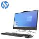 HP 22-dd0101D 21.5'' FHD All-In-One Desktop PC Jet Black ( i3-8145U, 4GB, 1TB, Intel, W10 )