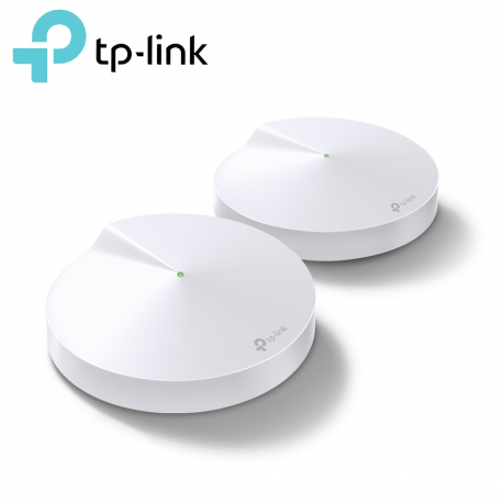 TP-Link Deco M5 AC1300 Security Protection Whole Home Mesh Wi-Fi System (2 Pack)