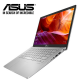 Asus A409J-ABV168TS 14'' Laptop Transparent Silver ( i3-1005G1, 4GB, 256GB SSD, Intel, W10, HS )