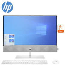 HP Pavilion 27-d0714D 27'' QHD Touch All-In-One Desktop PC ( i7-10700T, 8GB, 512GB SSD, GTX1650 4GB, W10 )