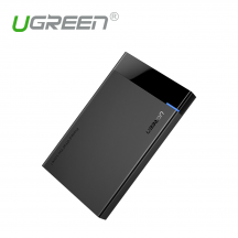 """UGREEN 30847 2.5""""External USB 3.0 Drive Enclosure"""