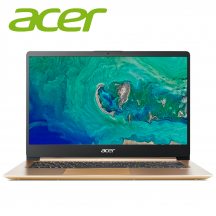 "Acer Swift 1 SF114-32-P3JM 14"" FHD Laptop Luxury Gold ( Pentium N5030, 4GB, 256GB SSD, Intel, W10H )"