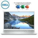 Dell Inspiron 15 7501 7585GTX4G-W10 15.6'' FHD Laptop Platinum Silver ( i7-10750H, 8GB, 512GB SSD, GTX1650Ti 4GB, W10, HS )