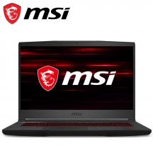 MSI Thin GF65 9SEXR-673 15.6'' FHD 144Hz Gaming Laptop ( i7-9750H, 16GB, 512GB SSD, RTX2060 6GB, W10 )