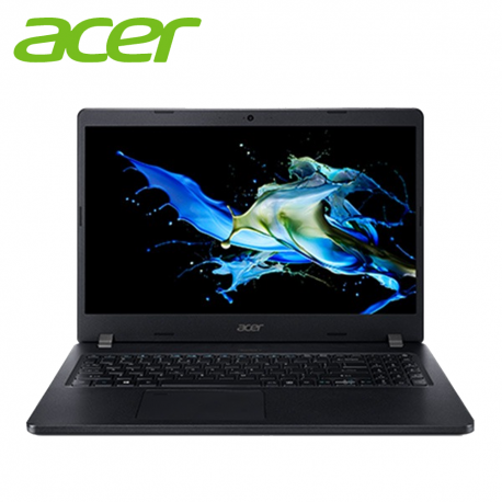 "Acer TravelMate P2 P214-52-55M6 14"" Laptop Black ( i5-10210U, 4GB, 1TB, Intel, W10P )"