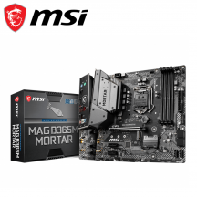 MSI MAG B365M MORTAR Motherboard (Intel LGA1151)