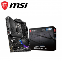 MSI MPG Z490 GAMING PLUS Motherboard (Intel LGA1200)